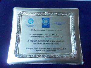Premio Targa IOV